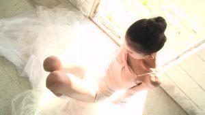 【黒澤あのん あのんスイッチON!】過激レオタードで新体操やバレエポージングをする着エロ動画